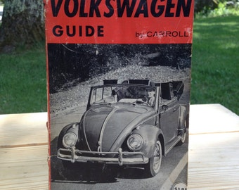 1958 Volkswagon Guide by Carroll