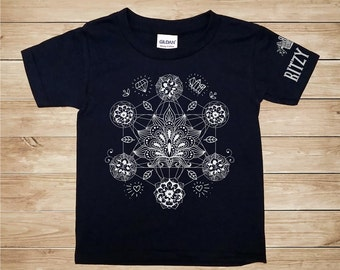 Ritzy Crown-Mystical Wheel (Navy)