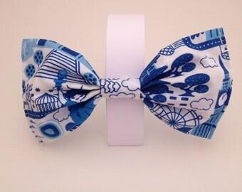 Blue Kawaii