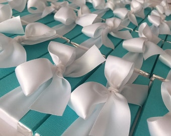Personalised Chocolates - Blue and White