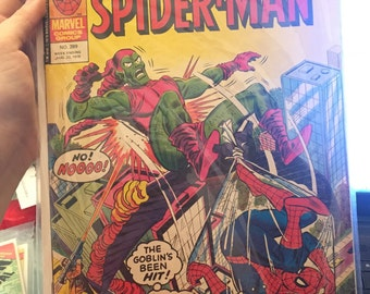 Super Spiderman No. 289 Aug. 23 1978