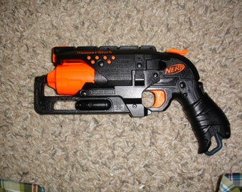 Modified Nerf Hammershot