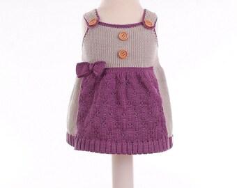Dirndl, knit Dirndl, baby