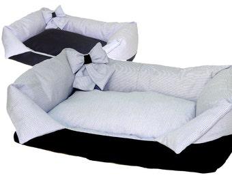 Dog Bed Marine Style