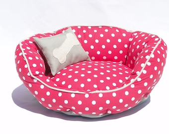 Dog Bed Dots