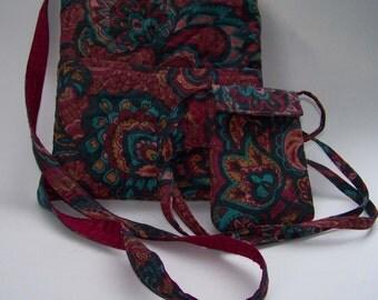 Women's Crossbody Handbag Handmade