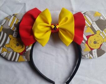 Winnie the Pooh Minnie Ears