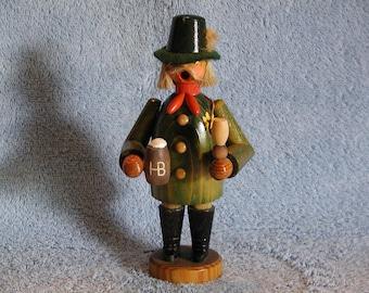 German Smoker - Incense Burner