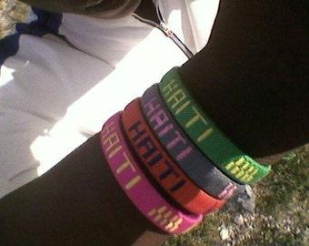 Hand Made String Bracelets