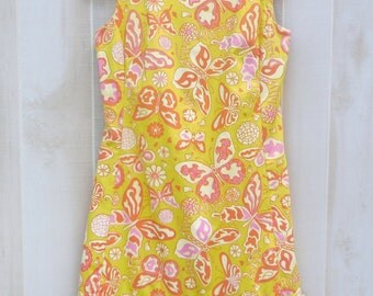 Lilly Pulitzer Mini Dress The Lilly Vintage 1960's Designer