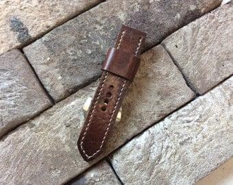 Australian ammo pouch watch strap