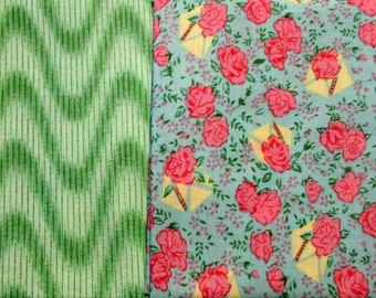 2 Fat Quarter, Snapshot Bundle 455