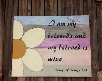 Beloved Sign