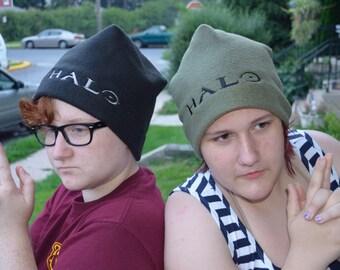 Halo fleece hats