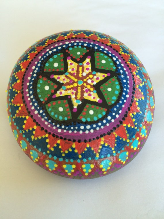 Serenity garden hand painted stones by serenitygardenstones - Hand painted garden stones ...