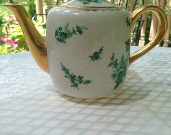 Stunning RARE 1920's Arthur Wood Teapot Made In England