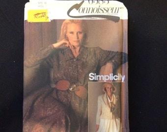 Simplicity 6583 Connoisseur Collection