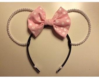 Pearly Pink Ears