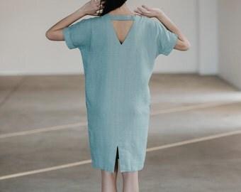 Linen Dress Motumo 15S7