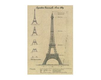 Eiffel Tower Sign