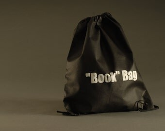 Book Bag  -  Edition of 100