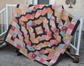Modern Star Quilt Pattern