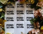 Pond Scum - Volume One (Zine)