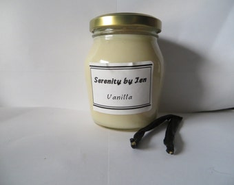 Serenity by Jen - Vanilla - Scented Candle