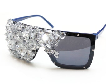 Crystallized Sunglasses - Lady Gaga Replica