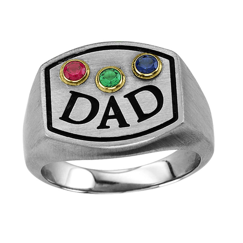 Dad Signet Ring