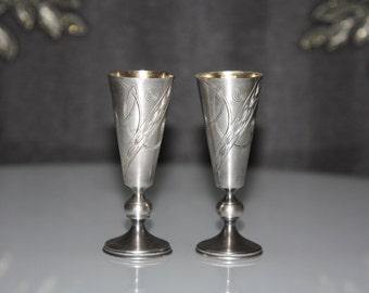 Glasses silver, Russian Royal silver