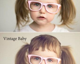 Vintage & Matte Action Set for Photoshop