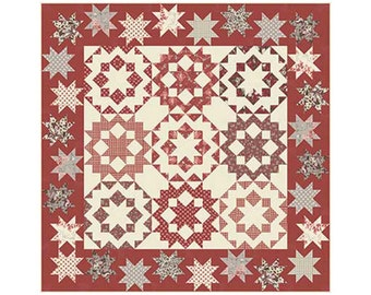 Dancing With The Stars II PDF Quilt Pattern