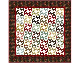 Double Twirl PDF Quilt Pattern