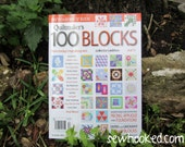 Personalized Copy of Quiltmaker's 100 Blocks, Vol 11