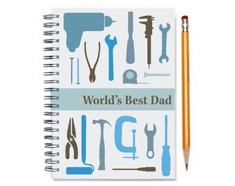 Custom Planner, Gift for Man, Personalized Dad Present, Husband Gift, weekly planner,  custom scheduler, custom calendar, SKU: pl shop tools
