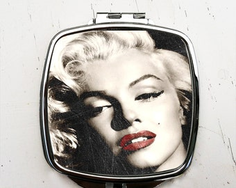 Marilyn Monroe Compact Mirror