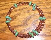 Your Choice Stone Wrap Bracelets