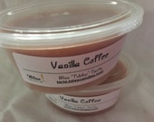 VANILLA COFFEE - Two 2 oz Bliss Soy Tubby Tarts