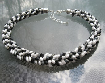 Classique Kumihimo Necklace