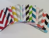 Passport Holder Cover Case - Design It Yourself - DIY - Choose your Chevron - Zig Zag Color