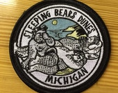 Sleeping Bears Dunes Patch