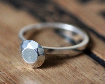 Non diamond engagement ring, eco friendly engagement ring, alternative engagement ring, ethical engagement ring, custom, ready to ship