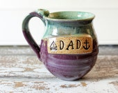 Engraved Mug for Dad - ready to ship, Dad Coffee Cup
