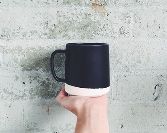 The Danish Mug (Black) MADE TO ORDER