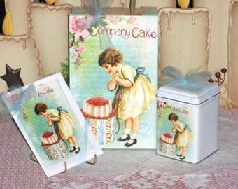 Little Darling Gift Bag Set