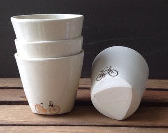 Bicycle tumblers - SALE
