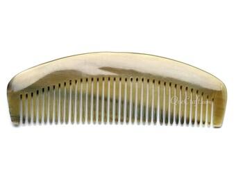 Horn Hair Comb - Q10661
