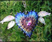Beadworx - Polymer Clay and Crystal Sun Catcher - Soul Spirit - Faery Song