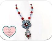 Blythe Doll Necklace.